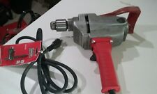 "Milwaukee 1/2"" Compact High Speed Reversible Drill, 900 RPM 1630-1"