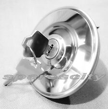 HOLDEN MONARO PETROL FUEL CAP POLISHED ALL STAINLESS STEEL HD HR HK HT HG HQ