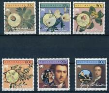 [16252] Australia flora good set very fine MNH stamps