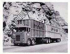 $ Reduced: P.I.E. 1950/60s KENWORTH TWIN-STEER DROM 8x10 B&W GLOSSY PHOTO #1