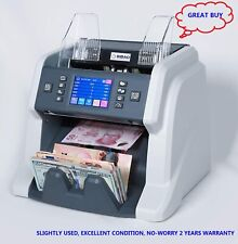 Ribao Bc 55 Mixed Denomination Bill Counter Value Counter Slightly Used