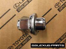 Lexus OEM Genuine Chrome Wheel LUG NUT SET 90942-01033 (x20)