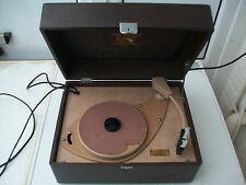 His Master's Voice HMV 2126 Three Speed Record Player Fully Operational Superb F
