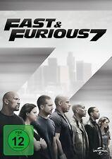 Fast & Furious 7 - (Paul Walker) # DVD-NEU - (The Fast and Furious)