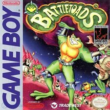 GameBoy game - Battletoads (boxed) MINT