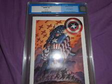 Captain America V4  #1 CGC 9.8