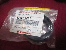 Kawasaki KX 80 fork seal new 92049 1252