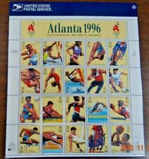 Scott #3068 $0.32 Atlanta 1996 Summer Olympics Mint Sheet ( F. V. - $6.40 )