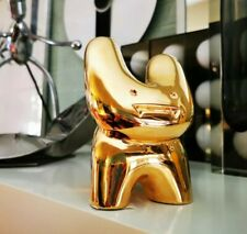 Royal Doulton Street Art Pure Evil GOLD Bunny Figurine Limited Edition Boxed
