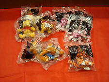 Lot of 9 The Adventures of Winnie the Pooh McDonald's Toys 2001 - 02 / Lot D9