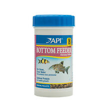 API Bottom Feeder Shrimp Pellets 47g Nutrition Fish Food Sinking Pellets