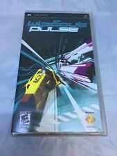 Wipeout Pulse Playstation Portable PSP 2007 Brand New Factory Sealed