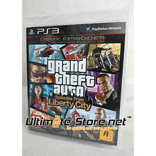 GTA IV : episodes from Liberty City - Jeu PS3