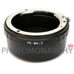 Adattatore di montaggio lente compatibile con lente Pentax K e corpo fotocamera Canon EF-S Urth x Gobe
