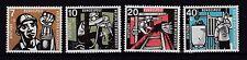 Postfrische Briefmarken aus Deutschland (ab 1945) mit Arbeitswelt-Branchen-Motiv