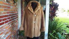 Women's Mink Fur Coat Sz M