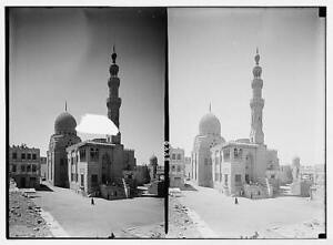 Tomb mosque of Sultan el-Ashraf,Cairo,Egypt,Africa,American Colony Photo,1 7562
