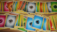 Pokemon 100 Card Basic Energy Bulk Lot