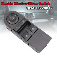 13228879 FOR Vauxhall Astra H & Zafira B Front Door Power Electric Window Switch