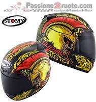 Helmet Suomy Apex Gladiator casque moto integral helm size M