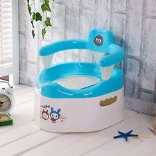 Potty Training Portable Travel Toilet Toddler Seat Kids Baby Trainer Chair Blue