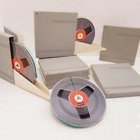 "BASF LP 35 HiFi 7"" Reel to Reel Tape Reel Recording Tape 7 inch 18cm 1800ft"