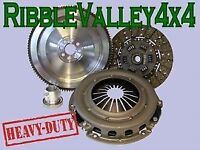 LAND ROVER DISCOVERY DEFENDER TD5 5 PIECE CLUTCH FLYWHEEL KIT HD DA2357HD