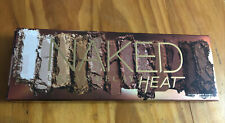 Urban Decay NAKED HEAT 12 Shades Eyeshadow Palette AUTHENTIC~NEW IN SEALED BOX
