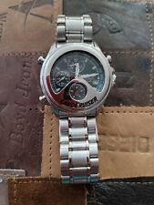 Limited Edition Seiko Toyota Land Cruiser Watch Stainless Steel LC008 Green Dial