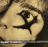 "SILENT RUNNING emotional warfare/speed of life R 6066 uk parlophone 7"" PS EX/EX"