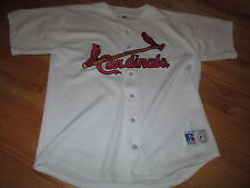 Vintage Russell ST LOUIS CARDINALS (XL) Jersey