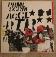 "Primal Scream Accelerator ACCLRTR 12"" Vinyl Creation Records"