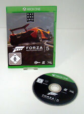XBox One Forza Motorsport 5 Day One Edition absolut TOP