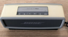 Bose Soundlink Mini Bluetooth altavoces-Plata
