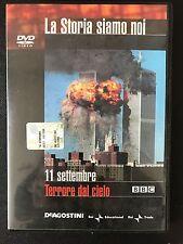 La Storia siamo noi - 11 settembre Terrore dal cielo DVD 1