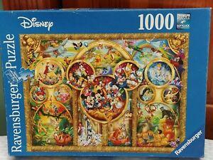 Ravensburger Disney Best Themes Jigsaw Puzzle 1000 Pieces Cinderella Princess