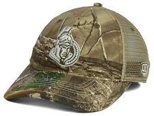 Ottawa Senators Old Time Hockey NHL Mesh Camo Trucker Snapback Hat Cap OSFM