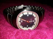 Reloj de Pulsera Vintage Para Hombre Nike de Acero Inoxidable Pulsera Grande De WR0073 Sin Batería