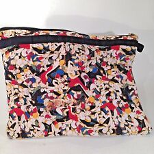 Carolina Herrera New York Nieman Marcus Target Roaring 20's Theme Cosmetic Bag