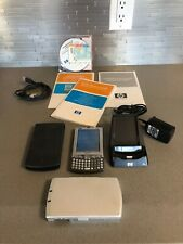 Working Hp iPaq h4300 Series Model H4355 Pocket Pc Hp With Extras