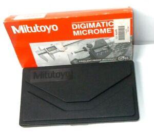"Mitutoyo Digital Micrometer 0-1"" Coolant Proof No. 293-340"