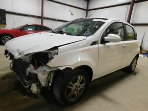 Trunk/Hatch/Tailgate Hatchback With Spoiler Opt D80 Fits 04-11 AVEO 1338121