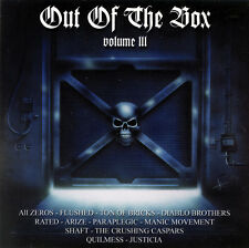 Various Artists: Out of the Box, Volume III (CD)