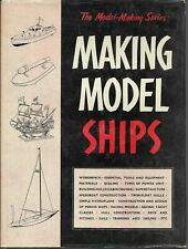 Making Model SHIPS by Ward Lock & Co. (Hardcover, 1959)
