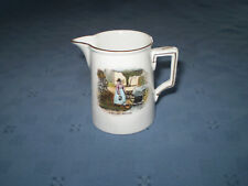 vintage shelley small jug, a welsh woman rd398711