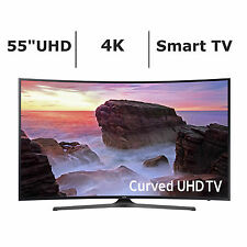 "Brand New Samsung 55"" Curved Smart 4K UHD LED TV UN55MU650D UN55MU6500"