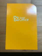 Microsoft Office 2010 Home and Business, Full UK Retail Product Key Card