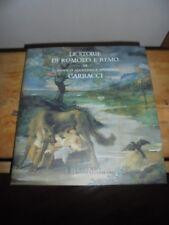 """CARRACCI """"LE STORIE DI ROMOLO E REMO"""" CREDITO ROMAGNOLO 1989"""
