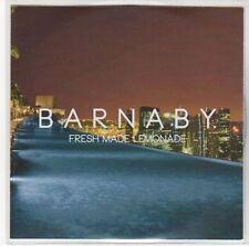 (EQ517) Barnaby, Fresh Made Lemonade - 2013 DJ CD