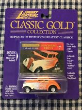 Johnny Lightning Classic Gold Collection #7 1933 Custom Willy's MOC